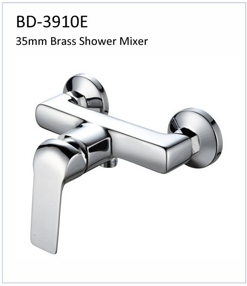 Bd3910c 35mm Brass Single Lever High Quality Bath Mixer