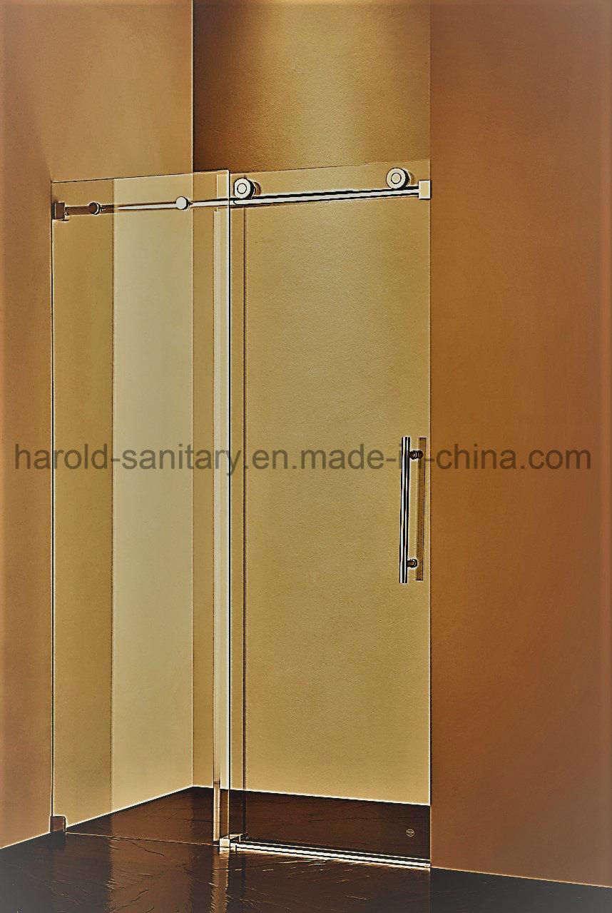 NA-02-D Hunging Sliding Shower Door