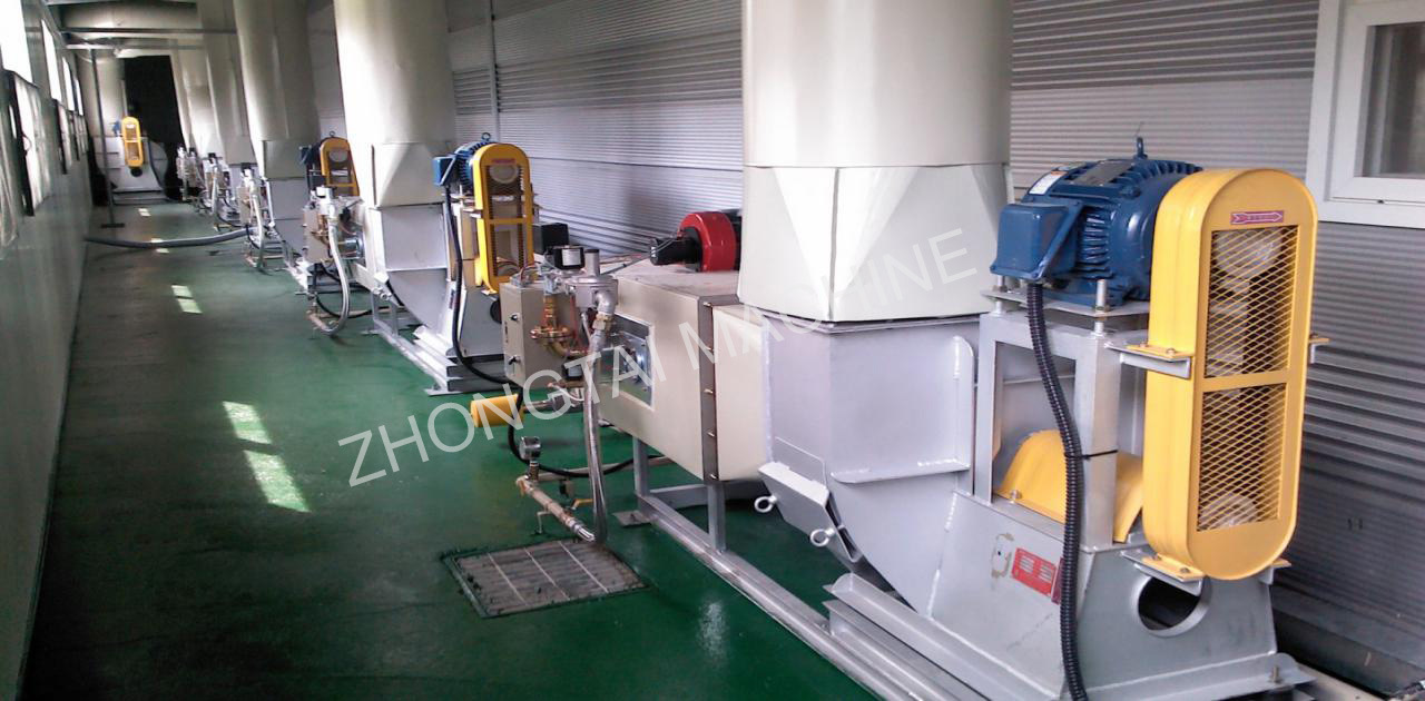 PVC Film Coating Machine, PVC Film Laminating Machine