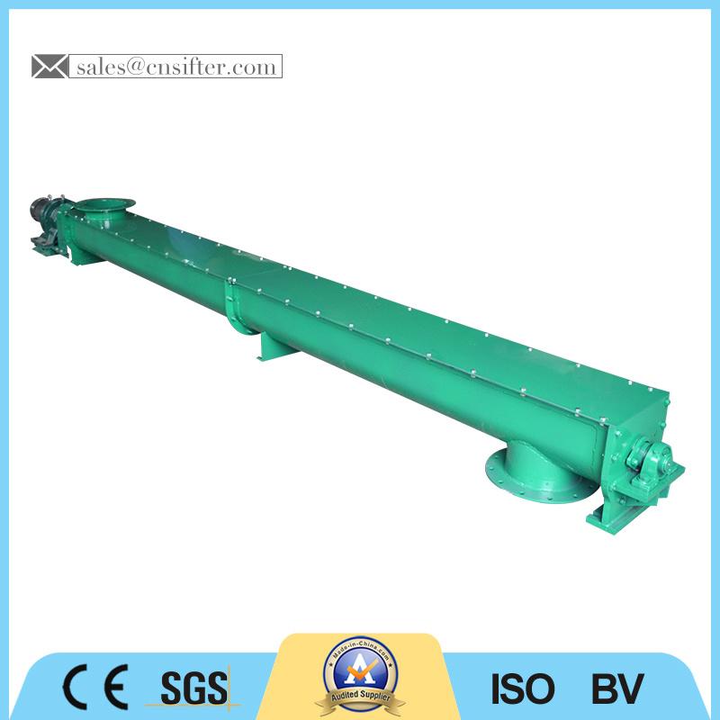 Direct Manufacturer Supply Hopper Spiral Screw Conveyor