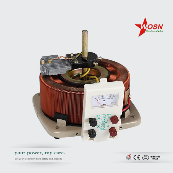 2kVA 110V to 0-250V Manual Contact Voltage Regulator Variac