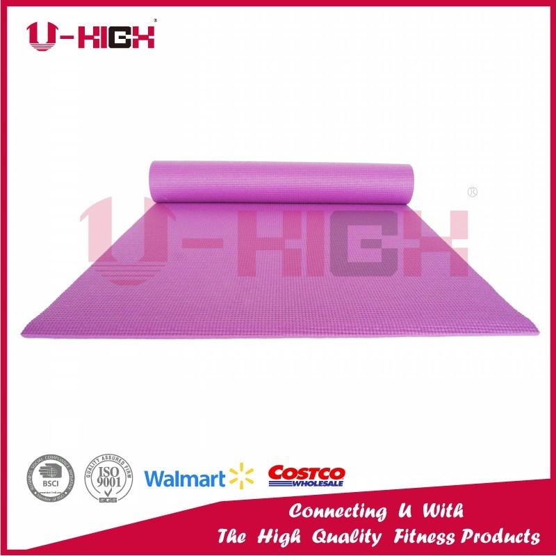 PVC Yoga Mat Pilates Mat Basic Style
