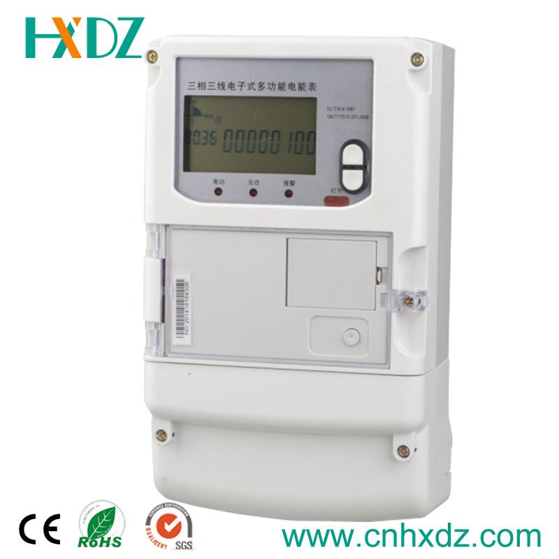 Hree Phase Multi-Tariff Energy Meters