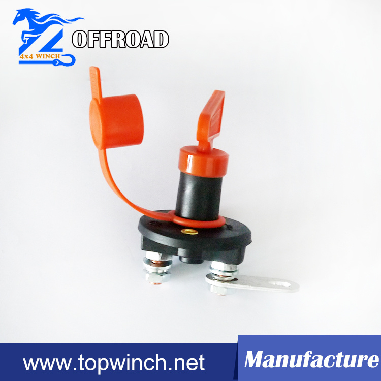 Battery Switch Isolator for Winches
