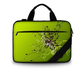 """Canvas Shoulder Messenger Comptuer Bag Laptop Bag for 17"""""""