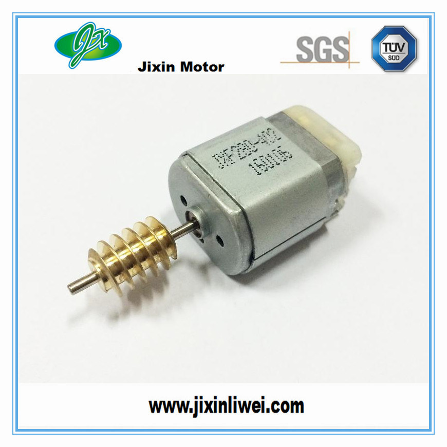 F280-402 DC Motor for German Car Central Lock Actuator