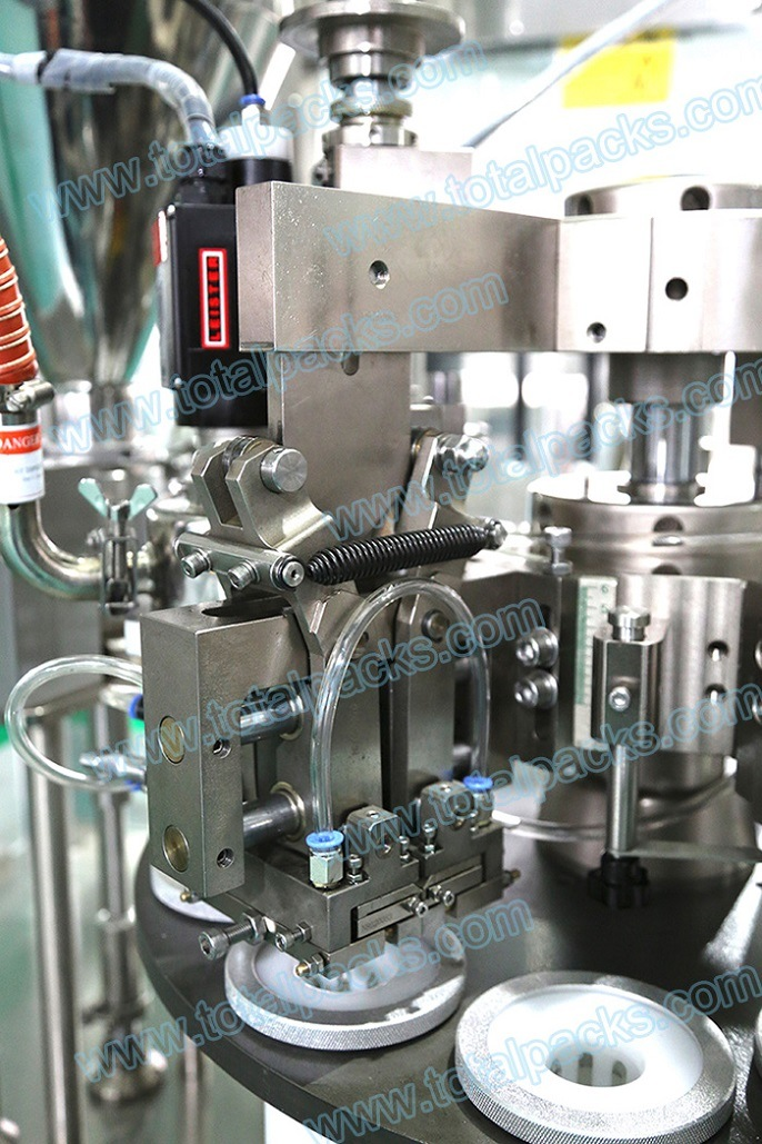 High Speed Auto Tube Filling Sealing Machine (TFS-300A)