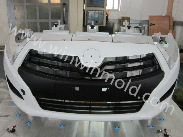 Automotive Front Bumper Checking Fixture