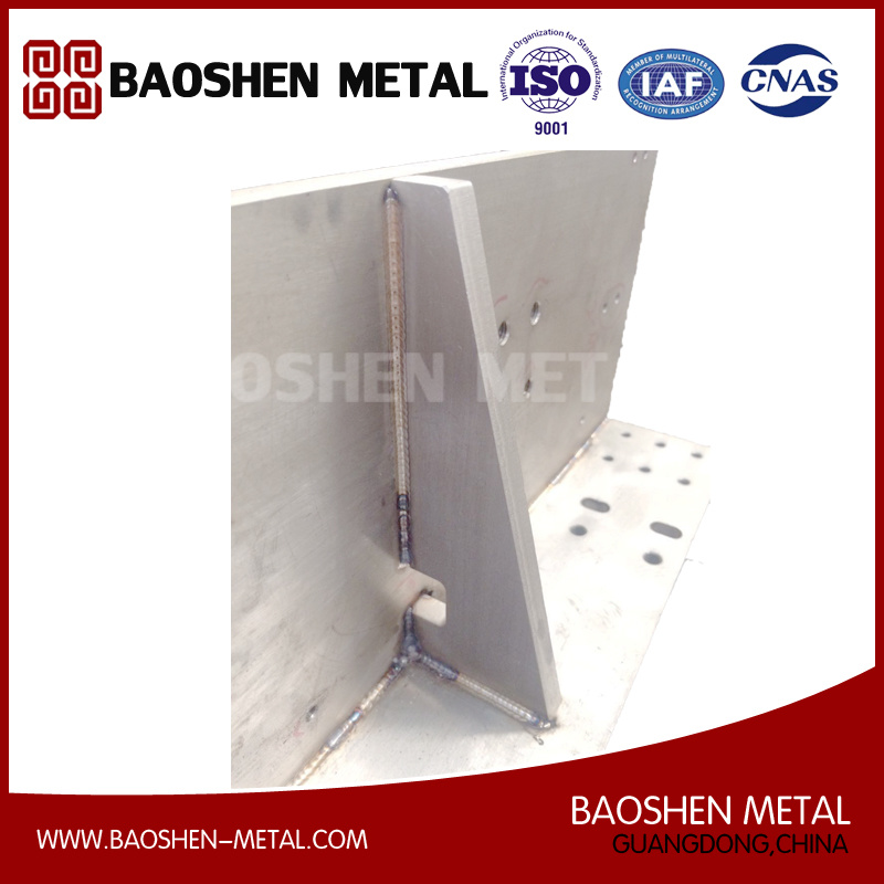 Sheet Metal Fabrication Machinery Parts High Quality Crafts From China Supplier
