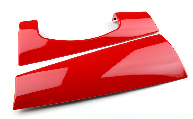 Red LHD&Rhd Dashboard Cover for Mini Cooper F56