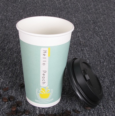 China Supplier Low Price Cold Drinking Paper Cup