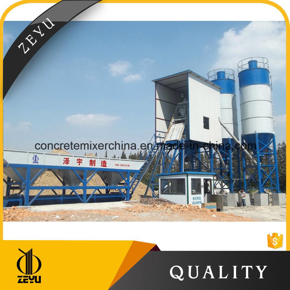Concrete Mixing Plant 25m3/H