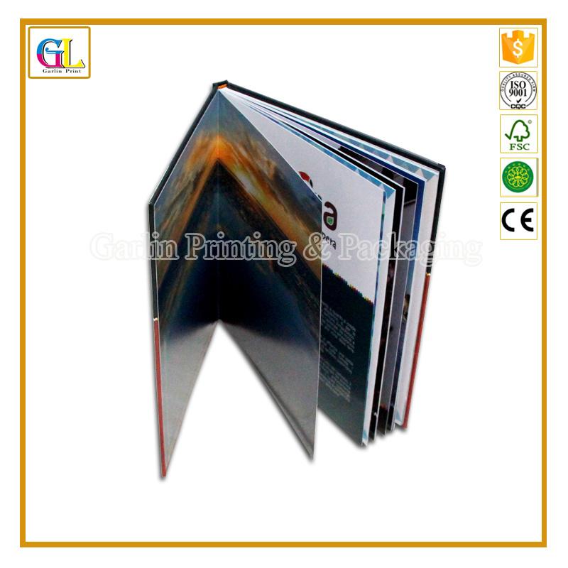 High Quality Hardcover Catalogue Magazine Book Printing
