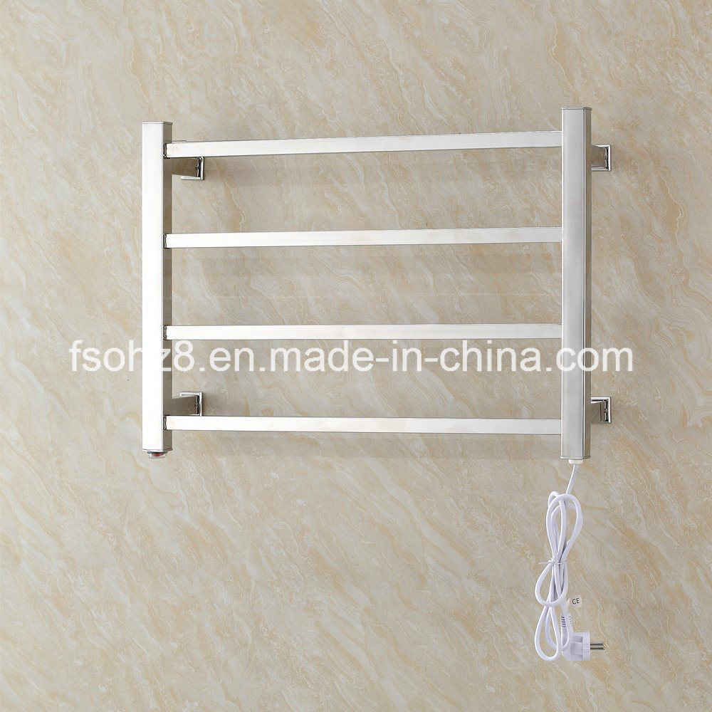 Stainless Steel Electric Towel Warmer for Bathroom