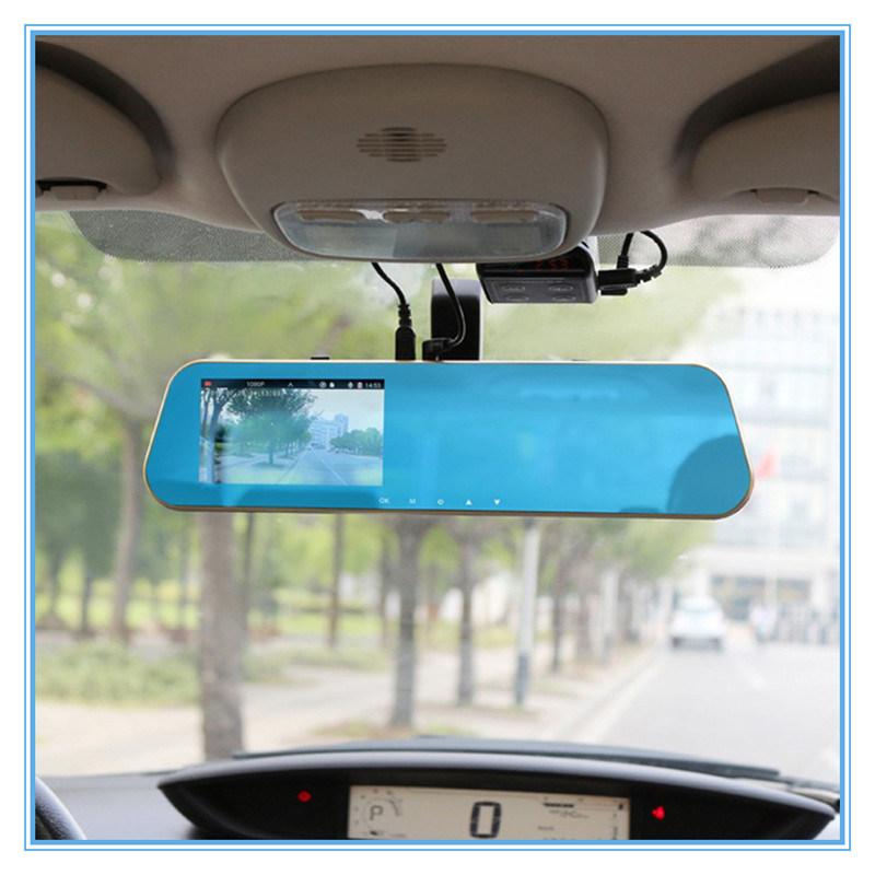 Full HD Rear View Mirror Dvrs Video Recorder WiFi Car DVR