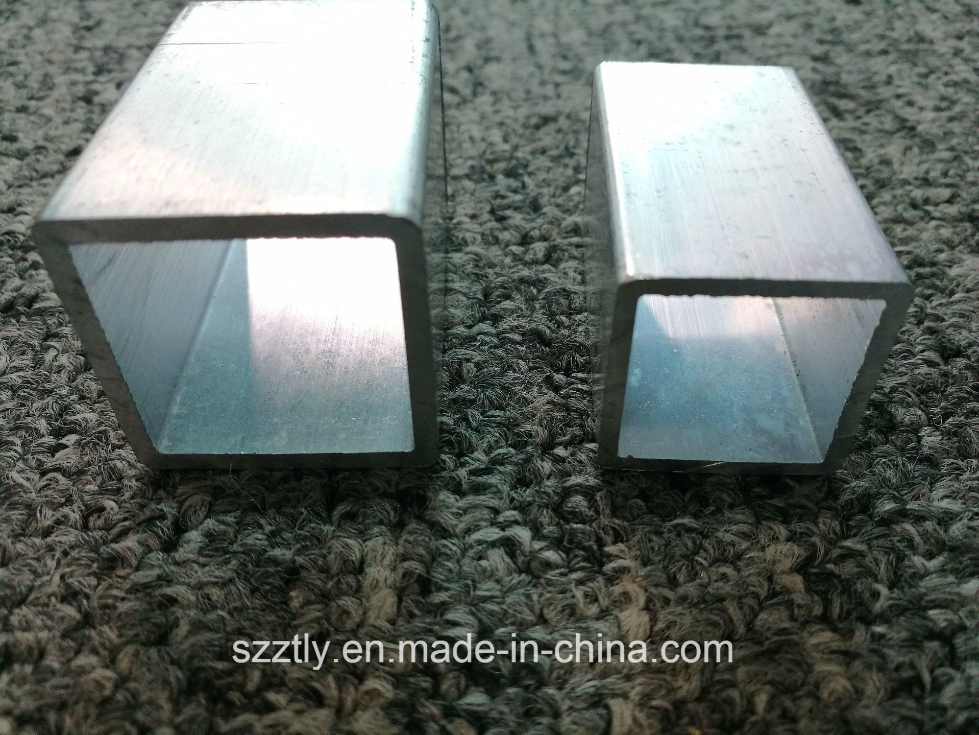 6000 Series Alloy Aluminum Extruded Square Tube 6X6 ~200X200mm