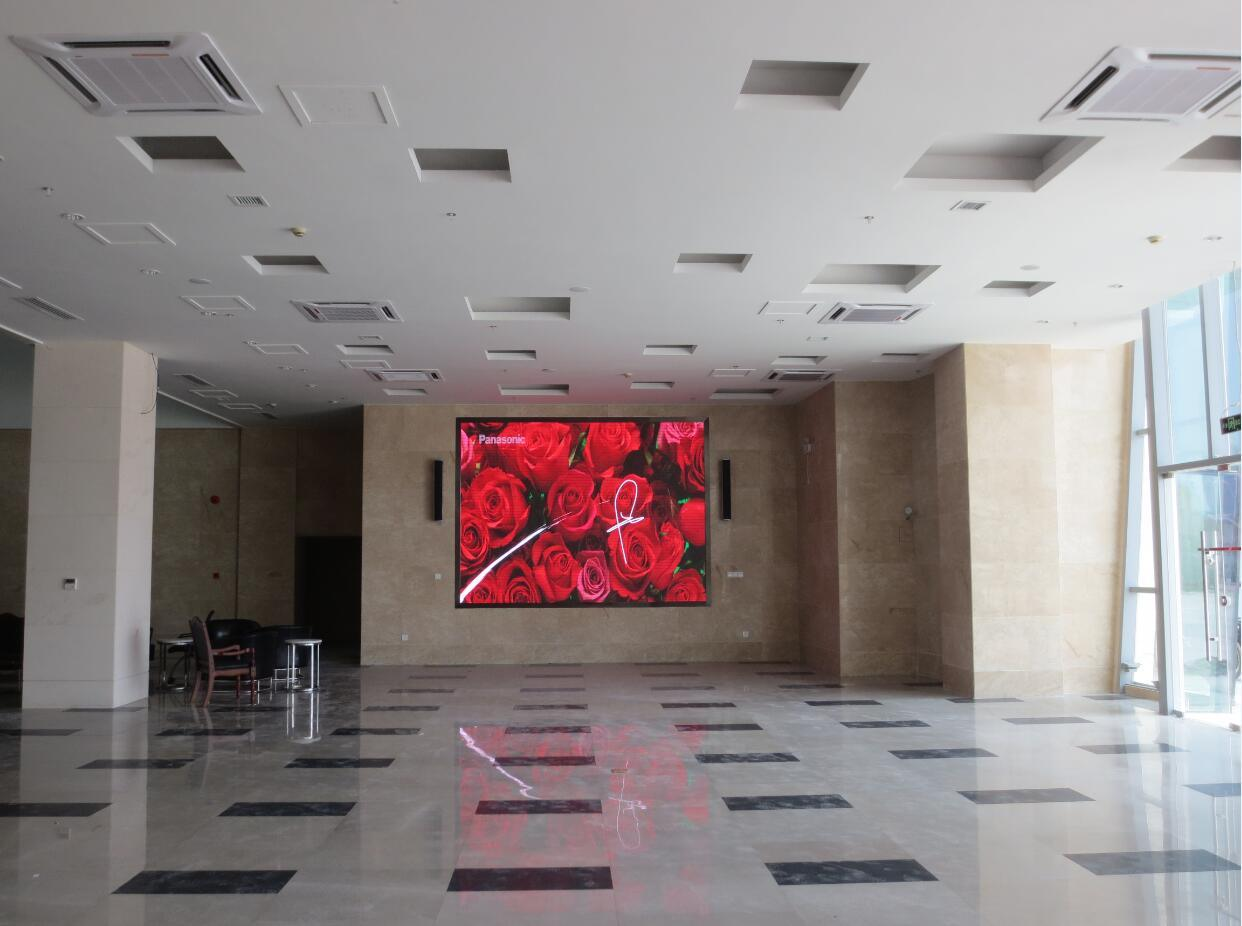 Indoor Full Color Advertising LED Display (LED screen, LED sign)