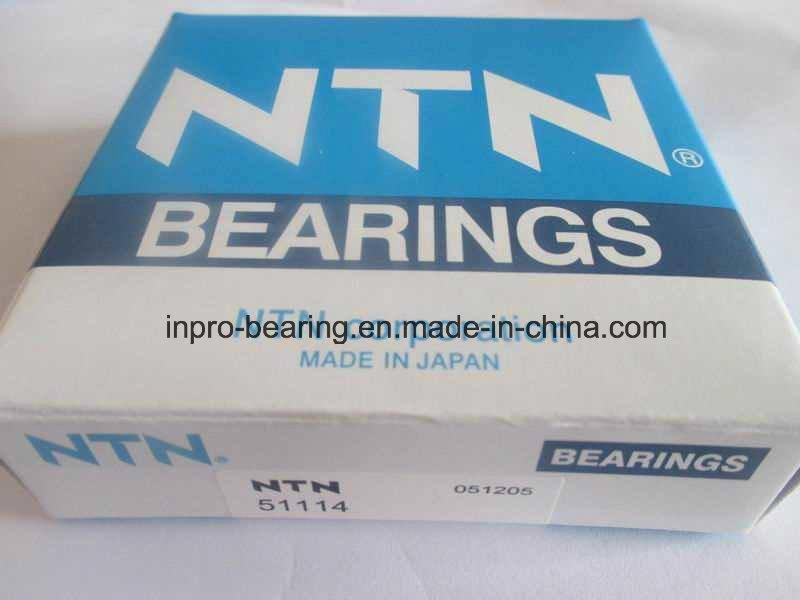 High Performance Industrial Thrust Ball Bearing NSK NTN 51110, 51120, 51122, 51123, 51124