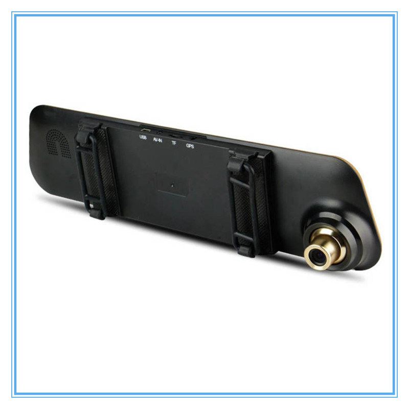 Full HD Rear View Mirror Dvrs with WiFi Car DVR