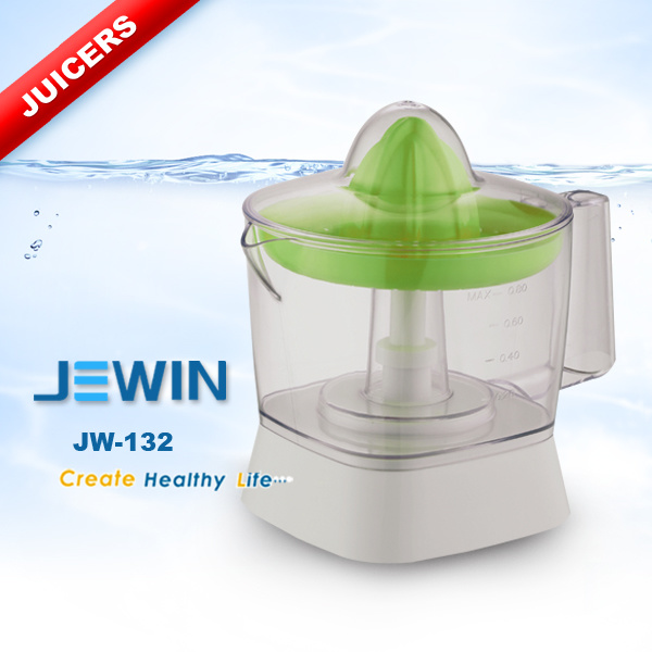 Portable Electrical Citrus Press Juicer Manual 0.8L