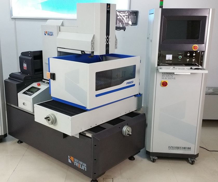 CNC Wire Cut Machine New Design Model Fr-600g