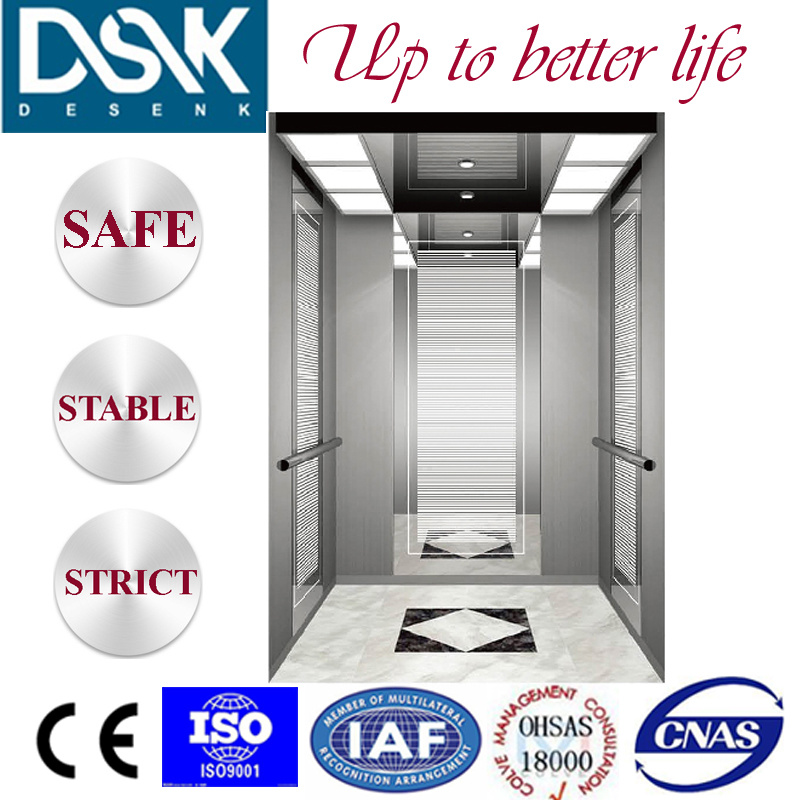 Dsk Machine Room Passenger Elevator