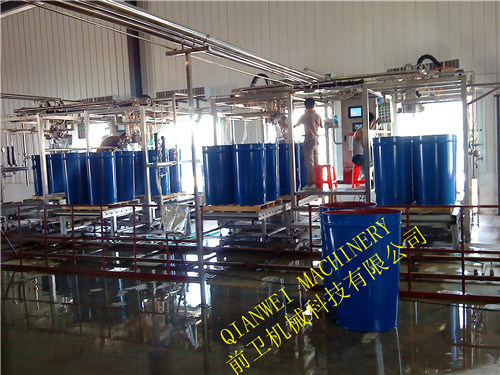Tomato Paste Aseptic Filling Machine