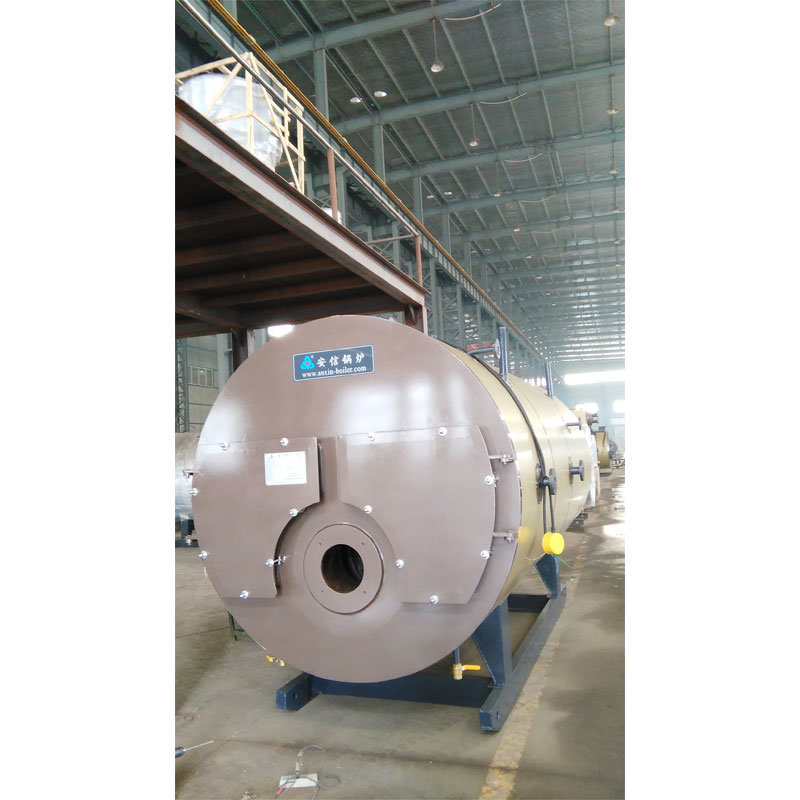 Horizontal Oil or Gas Fired Condensing Steam Boiler