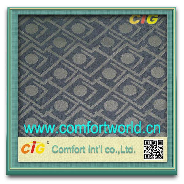 Pretty Shuttle Jacquard Auto Bonding Fabric Textile