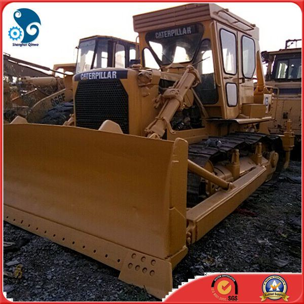 Used Bulldozer D7g Exported Crawler-Walking Hydraulic-Working Used Caterpillar Bulldozer (D7G)