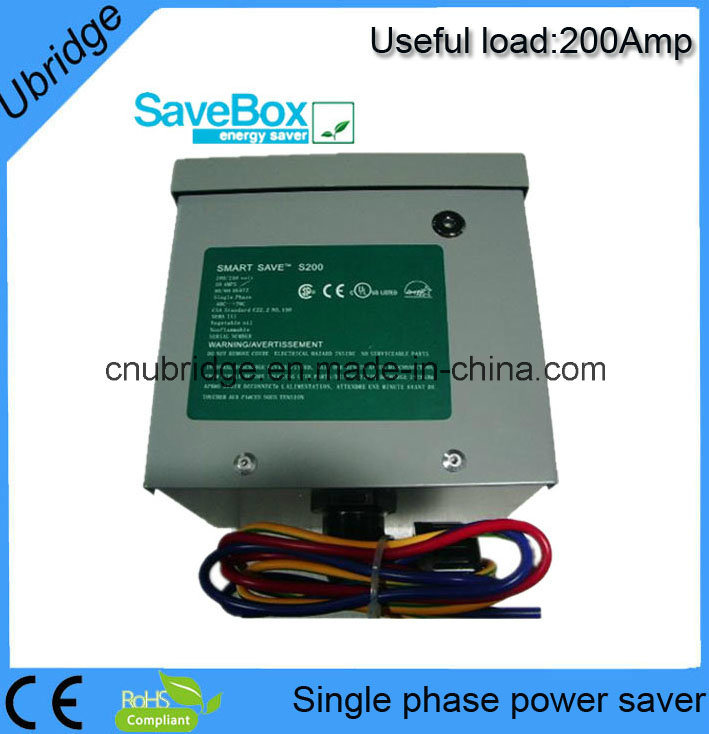200AMP Single Phase Power Saver for Home