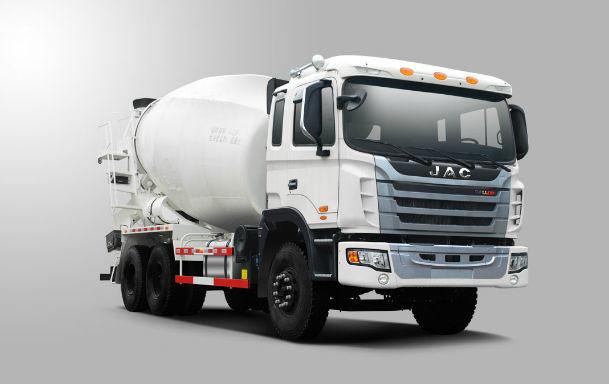 JAC 8m3 6X4 Concrete Mixer Truck