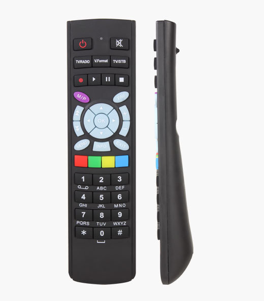 TV Remote Control, DVB Remote Control, Hotel Remote Control, 2.4G Remote Control