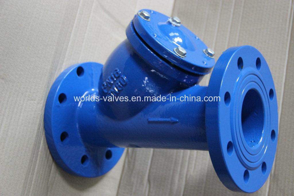 Flanged End Y Type Filter Strainer (GL41-10/16)