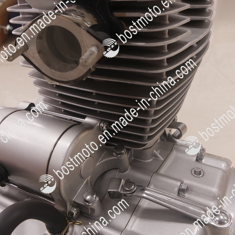 Bost Motorcycle Part Cg-200 Complete Engine