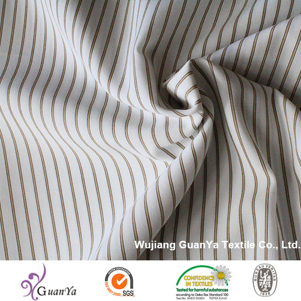 Cationic Yarn-Dyed Fabric for Garment