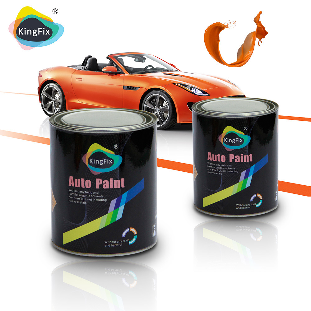 Kingfix Brand 1k Cars Pearls Paints with Competitive Price