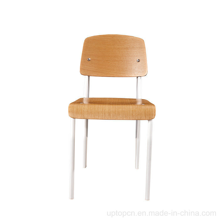 Durable Optional Color Bentwood Standard Chair with Metal Legs (SP-BC336)