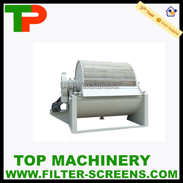 Vacuum Drum Screen Filter