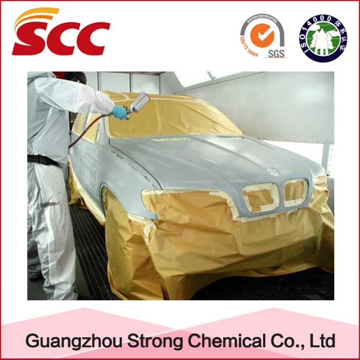 Strong Resilience Performance Acrylic Resin Hardener