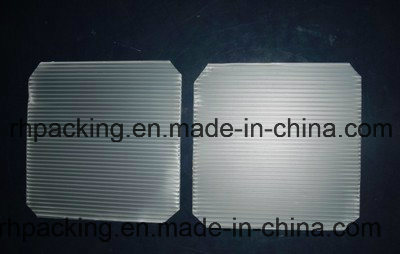 Transparent or White Polypropylene Corrugated Sheet PP Flute Plate/Using at Solar Machine