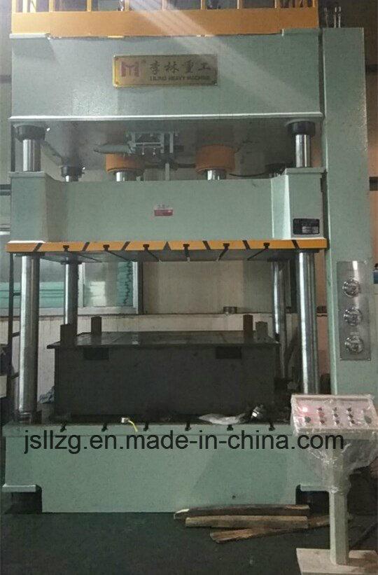Four-Column, Single-Movement Hydraulic Press Yll27-1800t