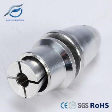 RC Aluminum Bullet Propeller Adapter Holder Prop Shaft for Brushless Motor