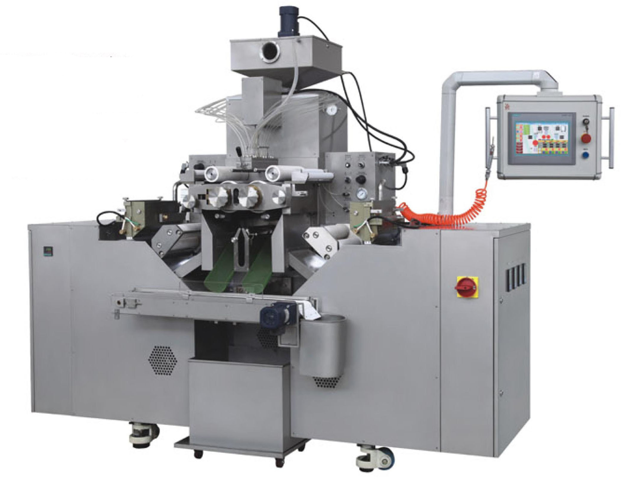 Fully Automatic Softgel Encapsulation Machine