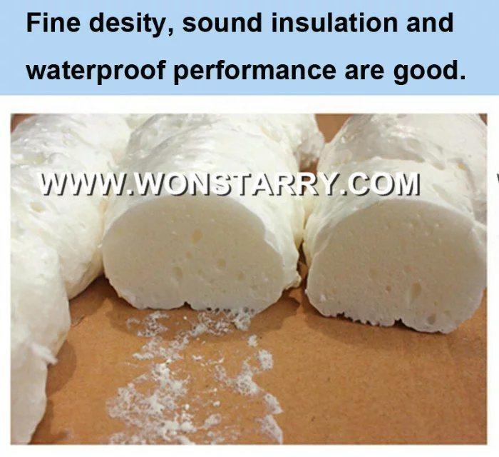 Wonstar One Component Chemical Buliding Material Polyurethane Foam