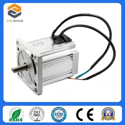 High Speed Brushless DC Motor for Textile Machine (FXD80BL SERIES)