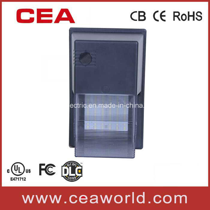 UL cUL Dlc FCC Approved LED Security Light Fixtures with PIR Motion Sesnor