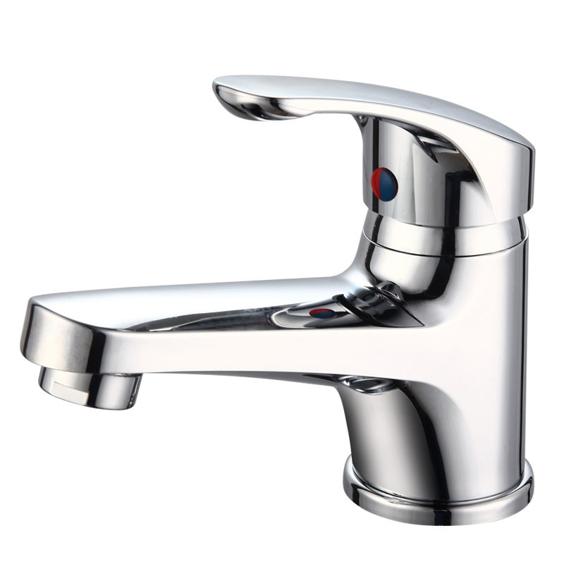 Plastic Kitchen Faucet with Chrome Finished