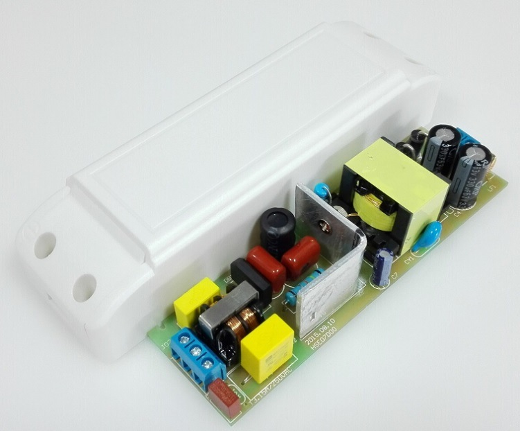 40W 1.1A Isolated LED Power Supply with 0.95 Pfc and CE/EMC