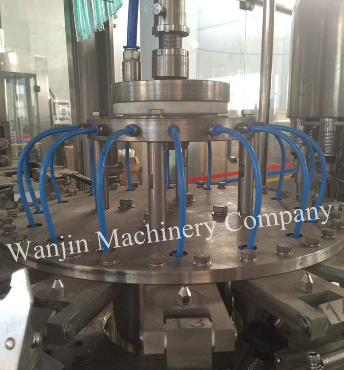 Full Automatic Pure Water Bottling Filling Making Machine